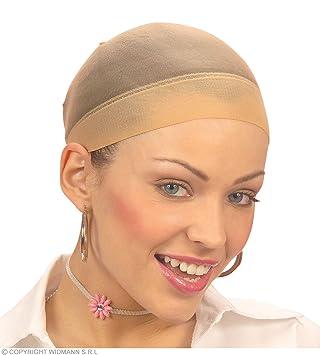 Unterziehhaube 2 x Haarnetz für Perücke aus Polyester Haar Netz für Kopf Wig