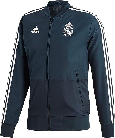 adidas Real Madrid Presentation Jacket Chaqueta de Entrenamiento ...