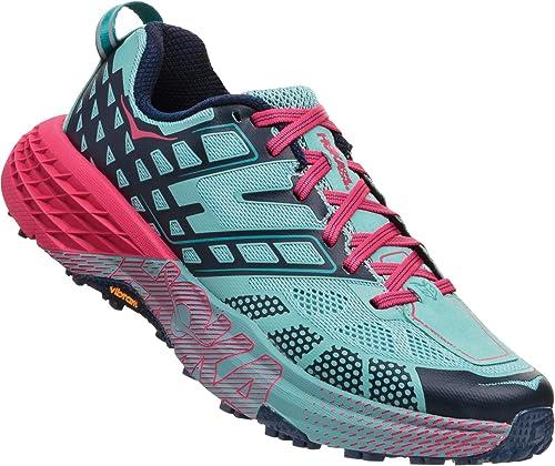 HOKA ONE ONE Womens Speedgoat 2 Trail Running Shoe (7.5 B US ...