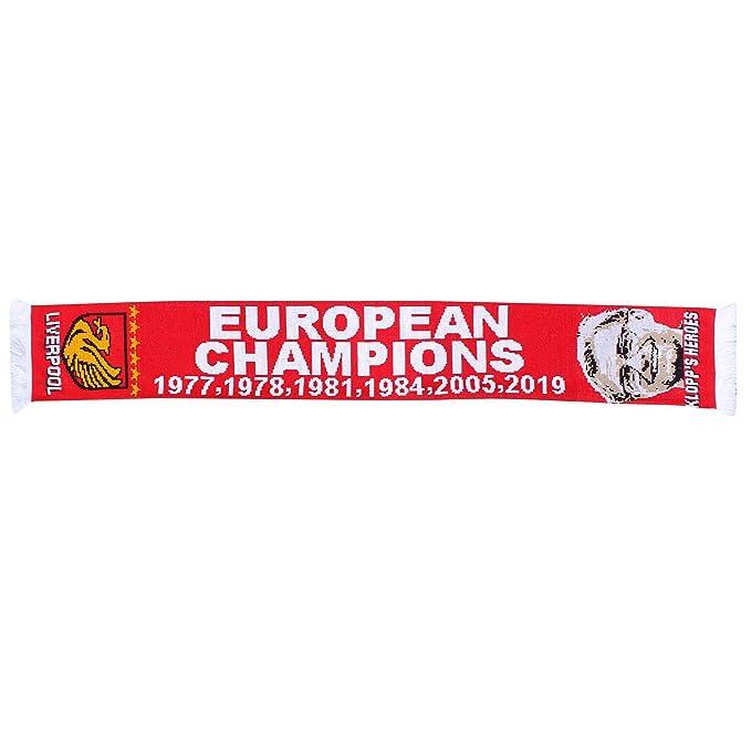 Amazon com: Liverpool 2019 (Madrid) Champions League Winners