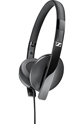 Sennheiser HD 2.20s Headphones  Black