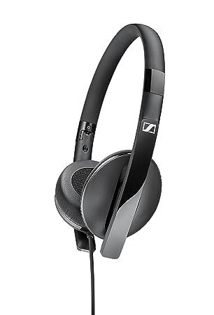 f072aa787a6 Sennheiser HD 2.20s On-Ear Closed Back Headphones: Amazon.co.uk: Electronics