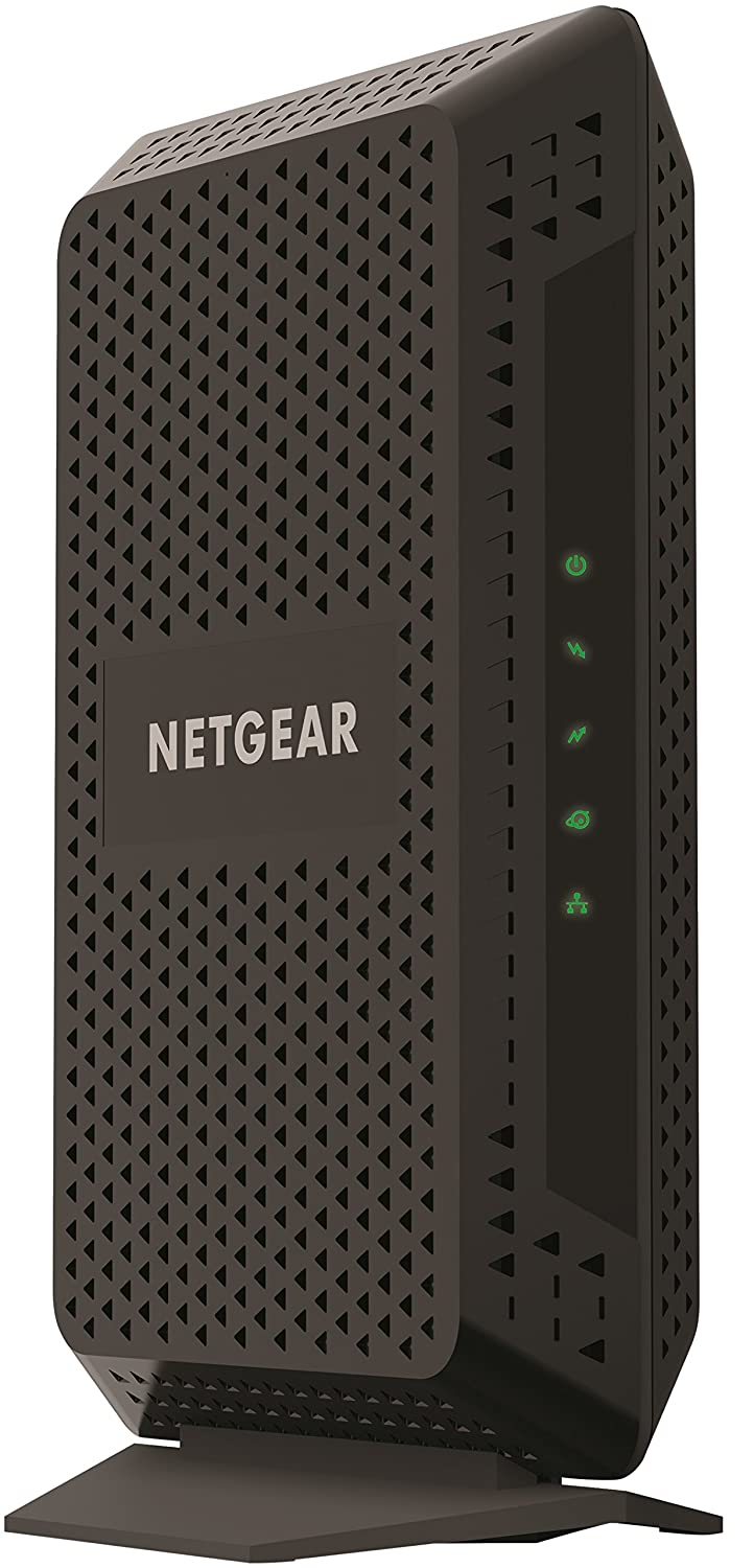 NETGEAR CM600 Cable Modem Black Friday Deal 2020