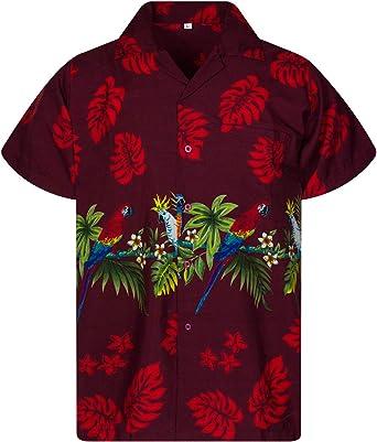 Original King kameha | Funky Hawaii Camisa | Hombre | XS – 12 ...