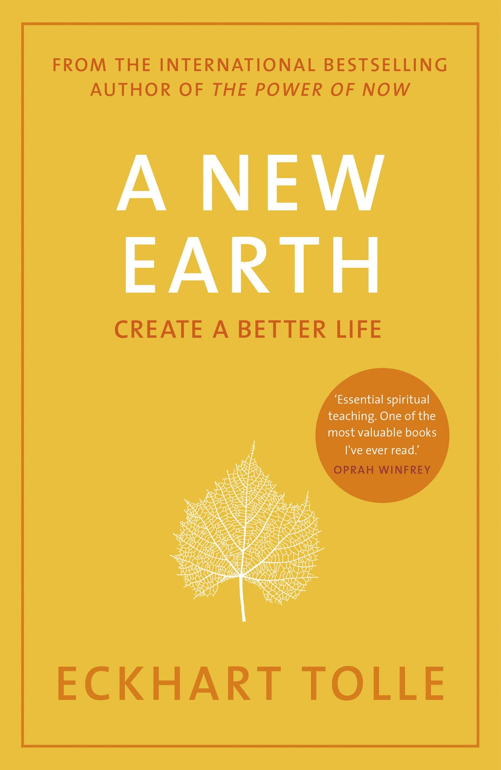 tolle a new earth review