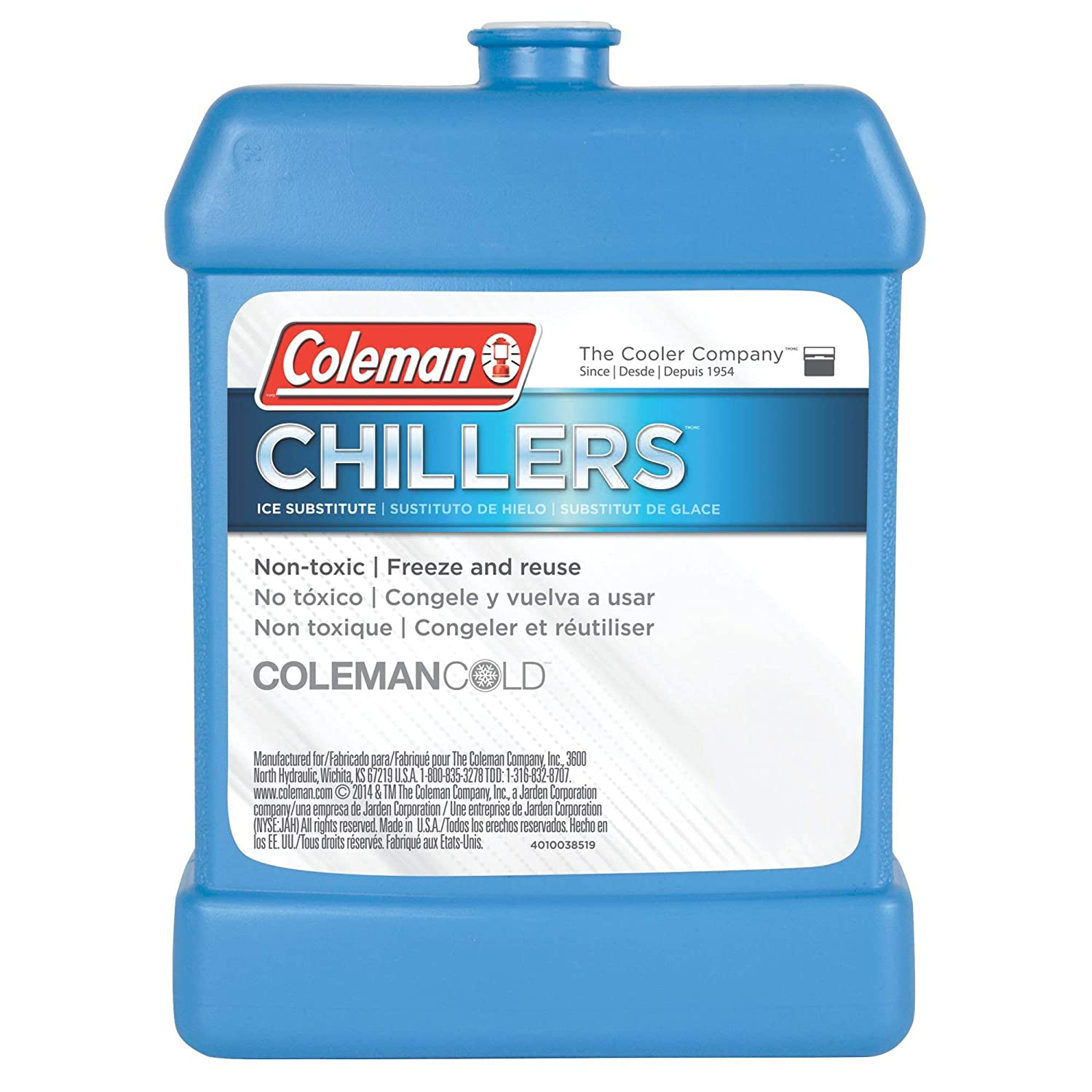 Coleman Chillers Lunch Pack Hard Ice Substitute