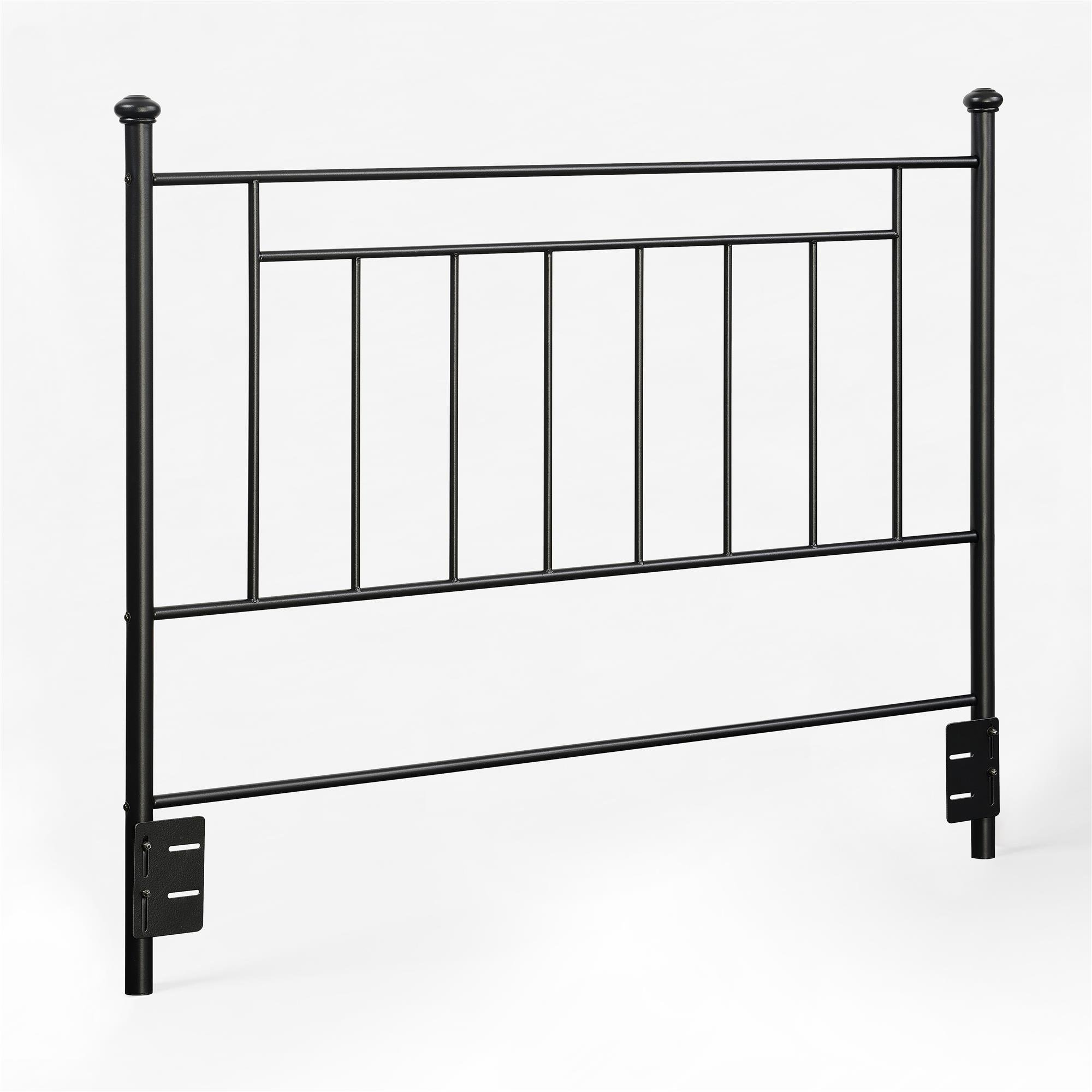 Dorel Living Provo Headboard, Full/Queen, Black by Dorel Living