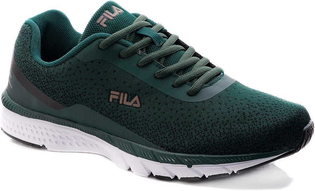 Fila Laguna - Zapatillas de Running para Hombre, Color Verde ...