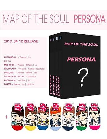 防弾少年団 , Map of the Soul  Persona [Full Set Ver.]