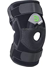4d5150dc84 DISUPPO Hinged Knee Brace Support Women Men, Adjustable Open Patella  Stabilizer for Sports Trauma, Sprains, Arthritis, ACL, Meniscus Tears,  Ligament ...