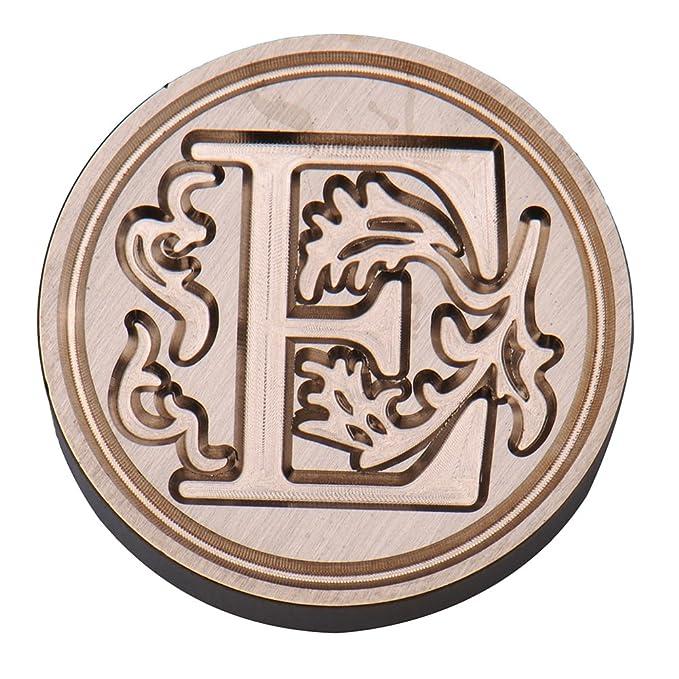 LianLe Wachs-Siegel-Classic Retro 26 Letter A-Z Alphabet Wachs-Siegel Wachs Stempel