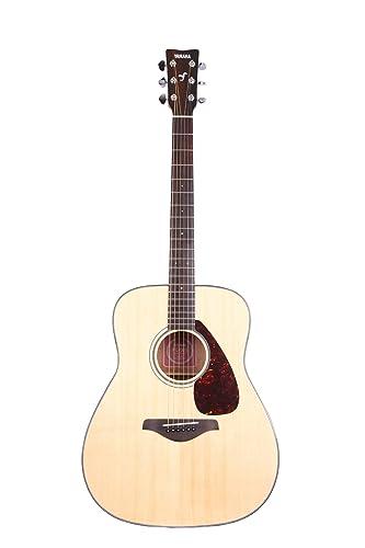 Yamaha FG-700 Solid Top Acoustic Guitar