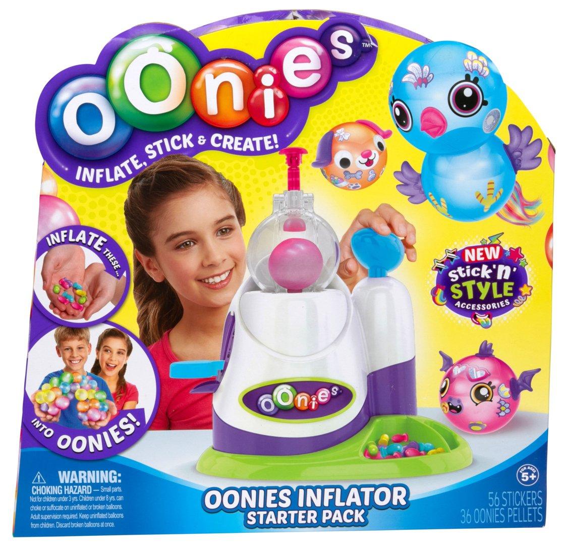 Shopkins Oonies S3 Inflator Starter Pack Childrens Toy