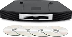 Bose Wave 3 Disc Multi-CD Changer for Music System, Graphite Grey (Black)