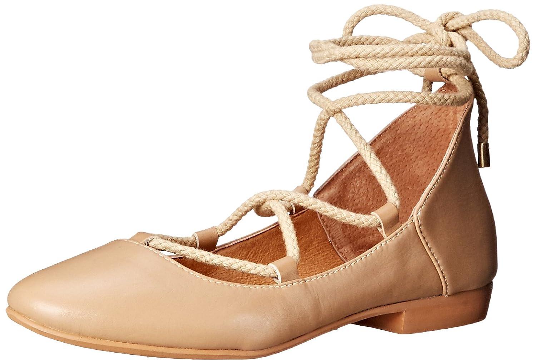 Kelsi Dagger Brooklyn Women's Deandra Ballet Flat B016P47X6S 9.5 B(M) US Camel
