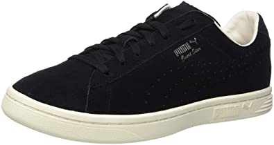 best service e34aa 882e7 Amazon.com | Puma Court Star Suede Interest Low-Top Sneakers ...
