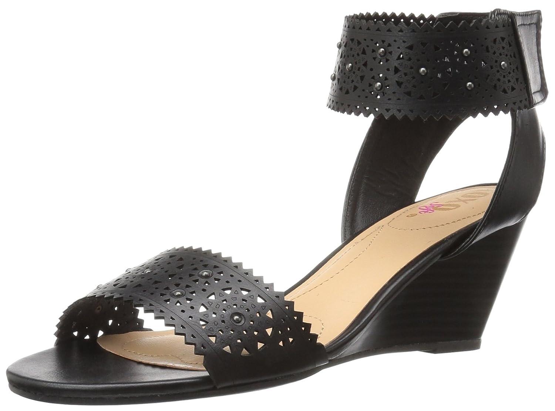 d84357b2d777 XOXO Women s Sallie-s Wedge Sandal