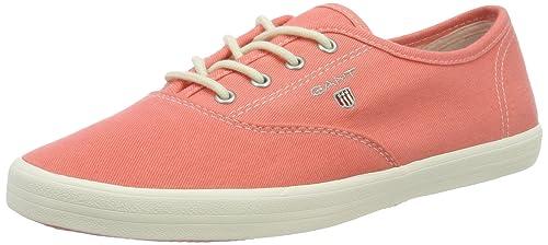 GANT New Haven, Zapatillas para Mujer, Pink (Seashell Pink), 40 EU