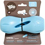 NEW! West Paw Design Zogoflex Qwizl Guaranteed Tough Puzzle Treat Toy for Dogs