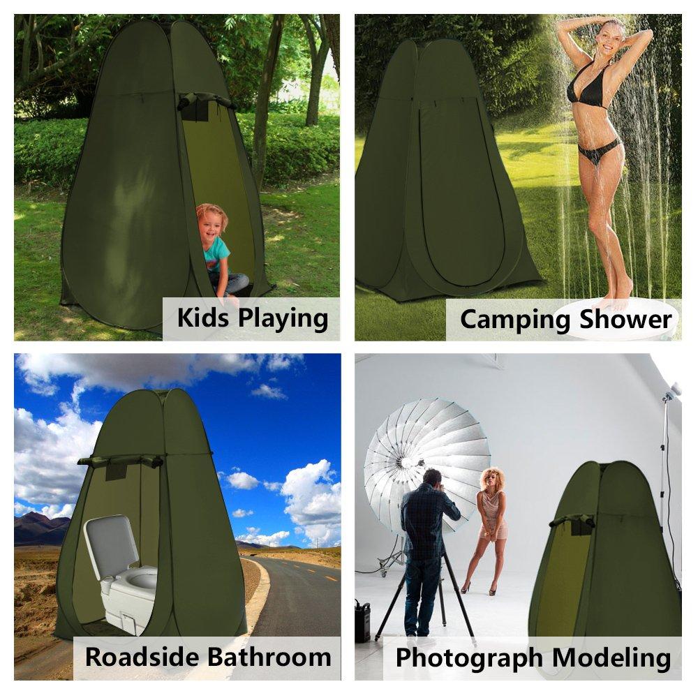 WolfWise 野外厕所帐篷