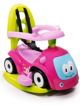 Smoby 720303 Maestro Balade - Correpasillos para niños, Rosa ...