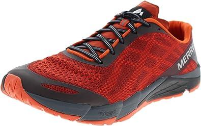 Merrell Bare Access Flex E-Mesh Zapatilla De Correr para Tierra - SS18-41: Amazon.es: Zapatos y complementos