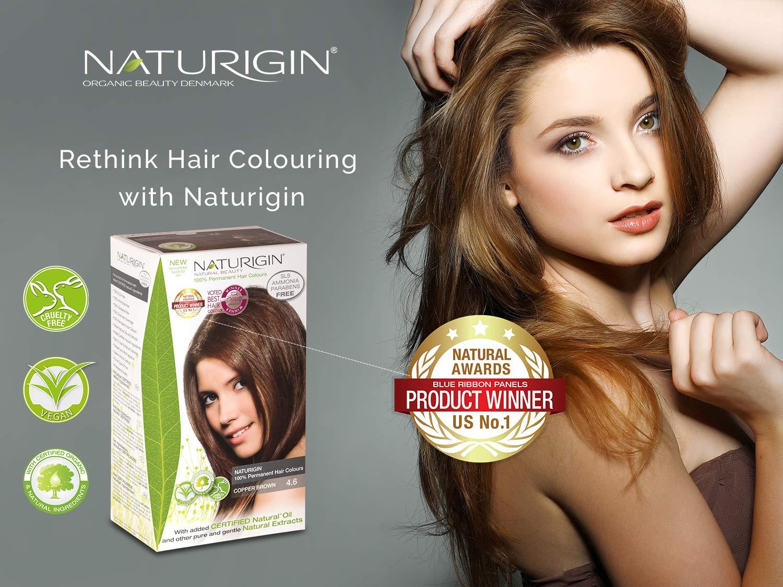 Naturigin Natural and Organic Ammonia-Free Permanent Hair Colour
