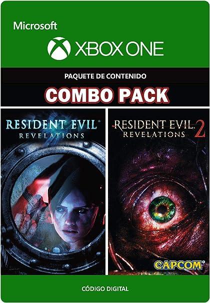 Resident Evil Revelations 1 & 2 Bundle | Xbox One - Código de ...