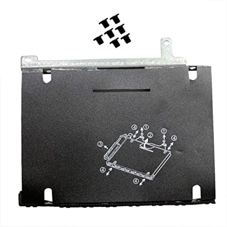 NEW Hard Drive Caddy for HP ProBook 450 455 470 475 G3 Frame Bracket w//Screws US