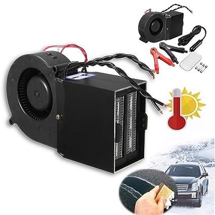 Mouldings & Trim 12-volt Portable Appliances 300w 500w Ptc Ceramic Car Auto Heating Heater Hot Fan Defroster Demister Dc 12v
