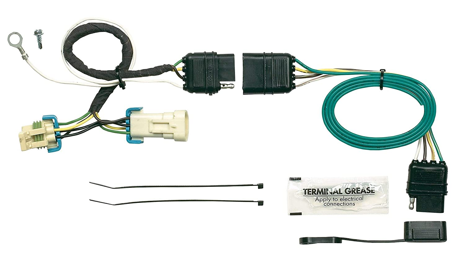 Hopkins 41135 Plug-In Simple Vehicle Wiring Kit on