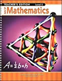 MCP MATHEMATICS LEVEL E TEACHER EDITION 2005C