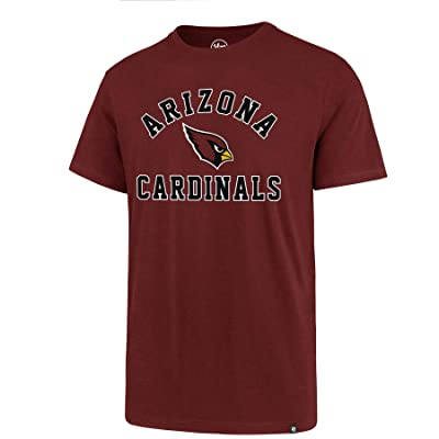 '47 Men's Arizona Cardinals T Shirt | Amazon.com