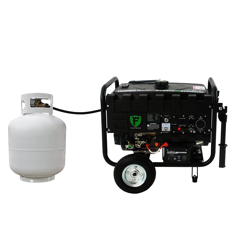 Amazon Generators DuroStar DS4400EHF Elite Hybrid Portable