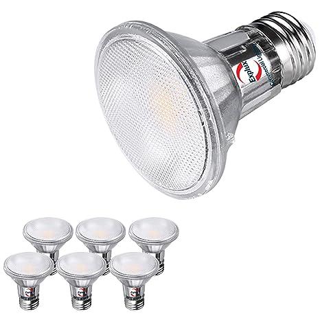 Premium full-glass LED de intensidad regulable PAR20 LED ...