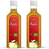 Neuherbs Raw Apple Cider Vinegar - 350ml ( Pack of 2 )