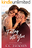 Falling into You: A Second-Chance Romance (Falling Stars)