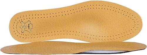 Kaps Orthopädische Leder Einlegesohlen für Metatarsalgie, Vorfußschmerzen und Senk Spreizfuß, für Damen und Herren, Master, alle Größen
