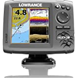 Lowrance 000-12656-002 Navico Hook 5 with Card & Cover Mid/High Down Scan,