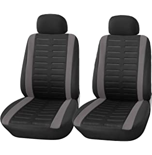 Toyota Auris Grau Universal Sitzbezüge Sitzbezug Auto Schonbezüge Elegance P3