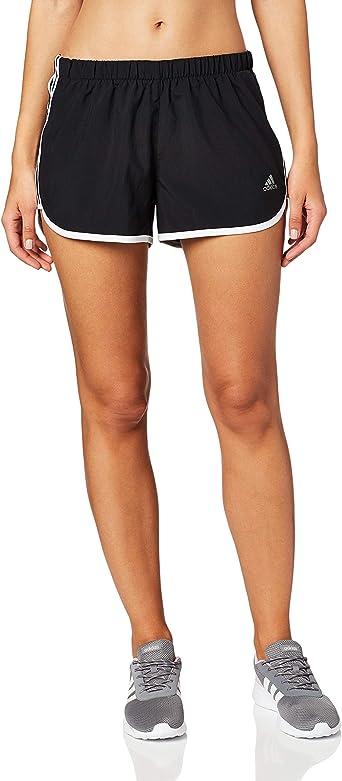 adidas Marathon 20 WS - Pantalón Corto Mujer: Amazon.es: Ropa y accesorios