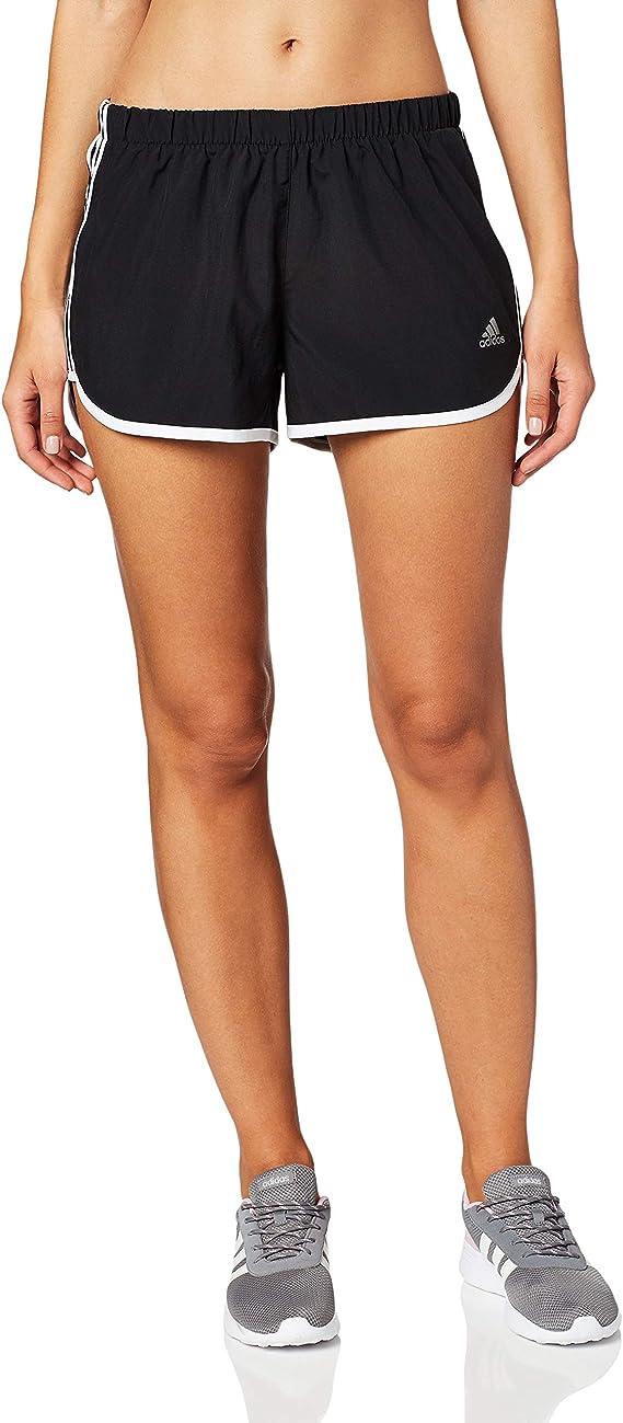 adidas Marathon 20 WS Pantalón Corto, Mujer