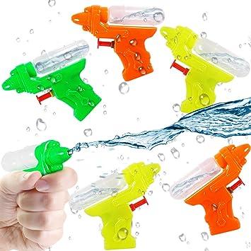 German Trendseller® - 1 x Pistola de Agua┃con déposito ...