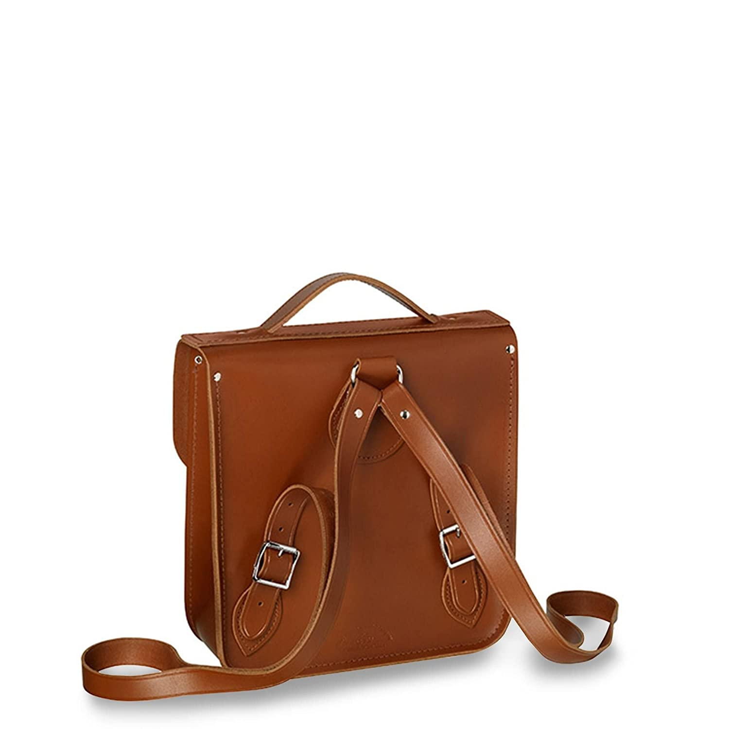 dc7629045 The Cambridge Satchel Company Small Portrait Backpack Vintage One Size at  Amazon Women's Clothing store: