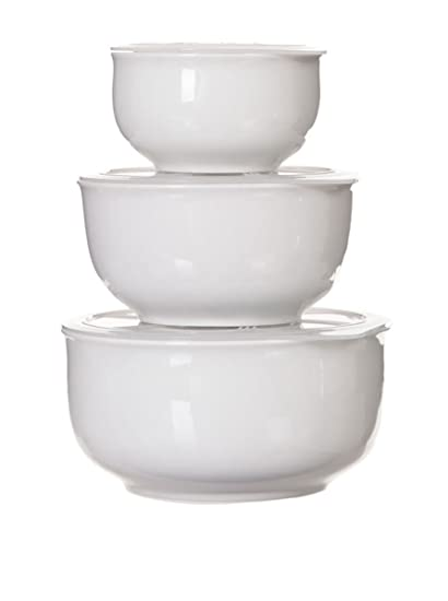 Martin Berasategui Set De 3 Bowls Cerámica
