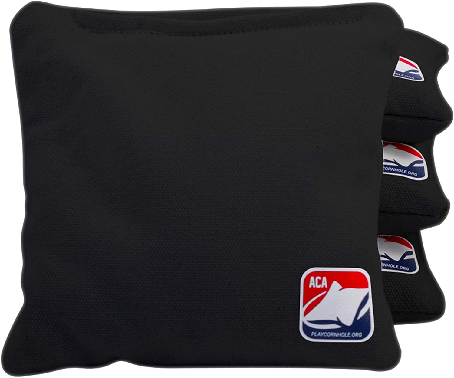 Free FedEx 2nd Day Air Shipping Corn or All Weather Brown and Dark Gray Cornhole Bags ACA /& ACO Certified Made In USA