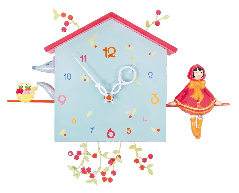 L'Oiseau Bateau–Clock–Alabonneheure L' Oiseau Bateau HOR0010