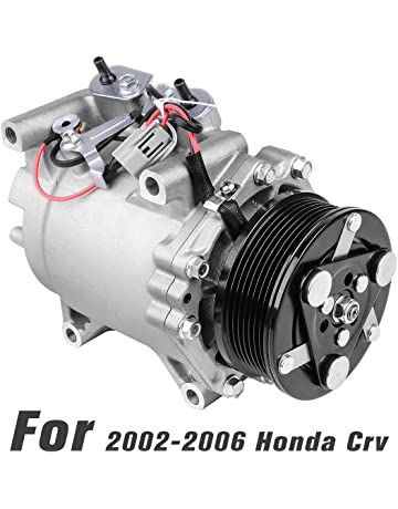 AUTOSAVER88 38810-PNB-006 A/C Compressor & Clutch for 2002-2006