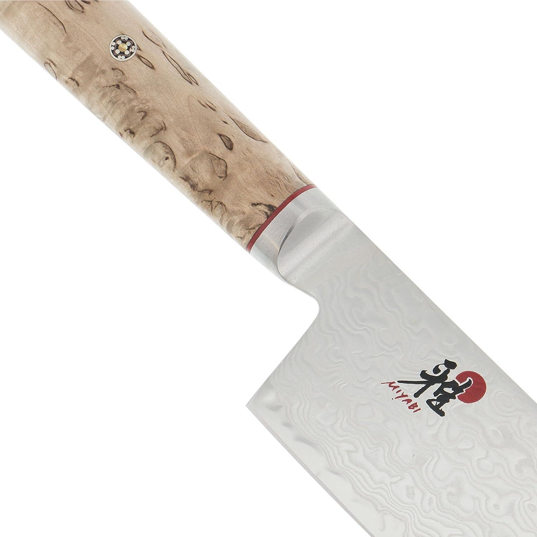 Amazon.com: Miyabi Birchwood SG2 cuchillo de cuchillo ...