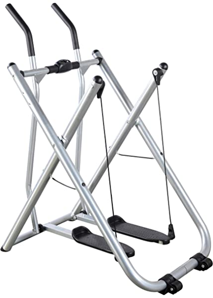 Gazelle Glider Freestyle Extra-wide Nonskid Foot Platforms for Added Stability